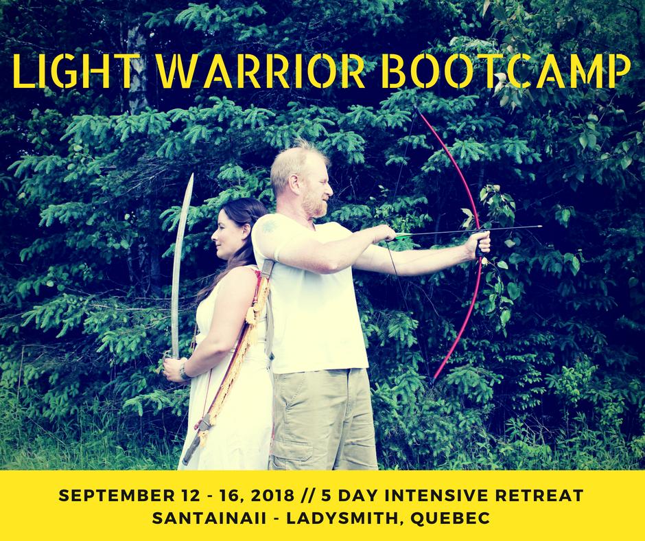 light warrior FB AD