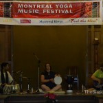 In MTL - photo credit The Bhakti Beat